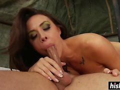 gros seins pipe brunette hardcore hd