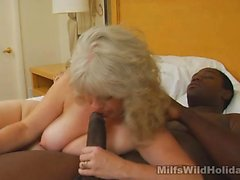 Milf Stacey Lovin' That Black Cock