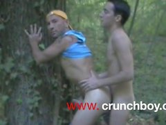 twink fuck jess royan exhib forest public outdoor