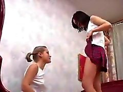 Petite Schoolgirl Fun