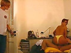 sexo anal grandes mamas boquete gozada dupla penetração