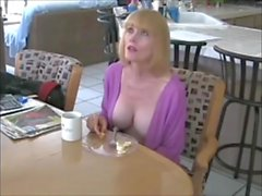 big boobs alten jungen mama