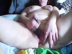 grasa masturbación solo juguetes cámara web