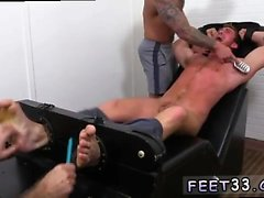movie of man feet gay porn photos Connor Maguire Jerked & Ti