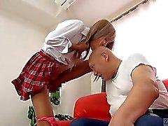 masturbación adolescente asiático