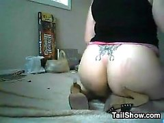 Slutty MILF pounded Doggystyle by Son In Law