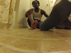 suado pés de suada peúgas - tipo com pé tipo com toes homem de -pés