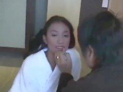 masturbação sexo oral adolescente asiático boquete