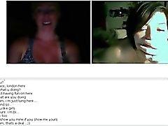 lésbica masturbação webcam