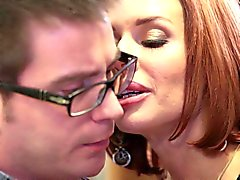 veronica avluv avsugning cumshot deep throat
