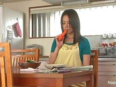 aasialainen brunetit japanilainen itsetyydytys