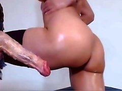 amatööri anaali ruskeaverikkö sukat