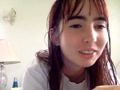 amateur rotschopf solo teenager webcam