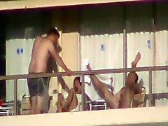 hidden cams publieke naaktheid voyeur