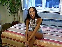 Skinny Latina Anal Fucked