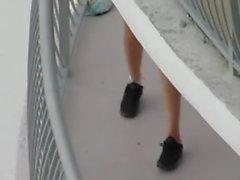 dolda kameror hotellet på balcony balkong hotell