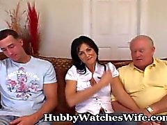 hubbywatcheswife eski anne