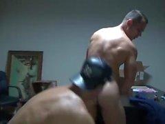 bareback röv knulla office big butt trevlig fetischer ass kanten