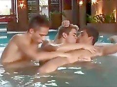 Twink pool fun