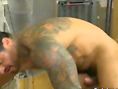 Hot gay scene Kyler is bound, blindfolded and gagged with bo