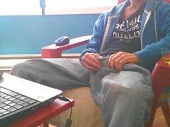 Jeans wank #11