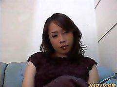 asiatisk japansk onani