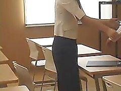 asiatisk högskola fingersättning små bröst teen