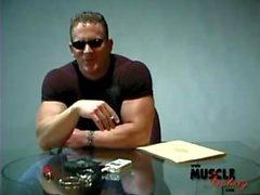kimpale lihas lihaksen - man täydellinen vartalo