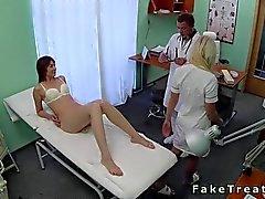 pari emättimen seksiä amatööri sairaala kerma pie