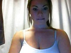 solo meisje masturbatie grote tieten