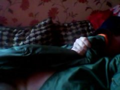 Ma1 Green jacket wank