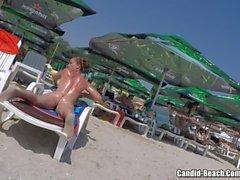 spiaggia grandi tette milfs voyeur bikini