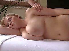 becky topless massage