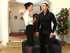 brunetta feticcio hardcore