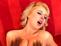 anal big boobs blondine blowjob