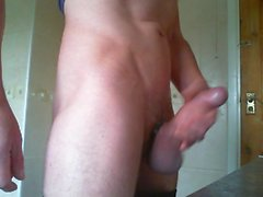 just having a stroke, playing with myself, wanking