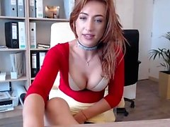 amateur masturbation rotschopf solo webcam