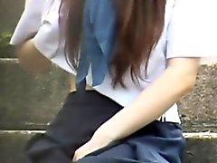 азиатский фетиш hd на открытом воздухе подросток
