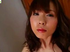 asiatisk japansk små bröst solo