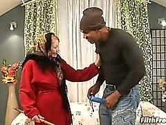 boquete avó interracial