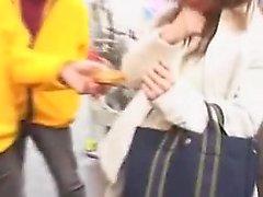 amatör asiatisk babe avsugning fingersättning