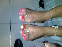 voet fetish indisch tieners