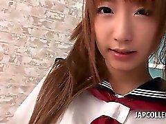 cosplay fetiche japonês masturbação estudante