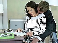 Ferrera Gomez Seduced By Naughty Tutor