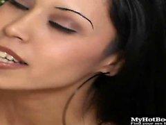 boquete morena close-up dedilhado milf