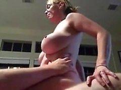 amatör bbw stora bröst blondin