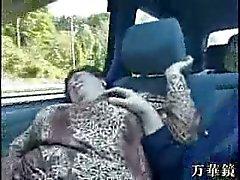 amateur aziatisch grannies