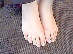 latino pies bbw soles dedos de los pies