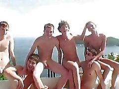 homo groepsseks binken