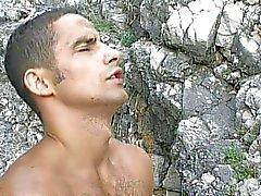 homo gay groepsseks orale seks anale seks kaukasisch